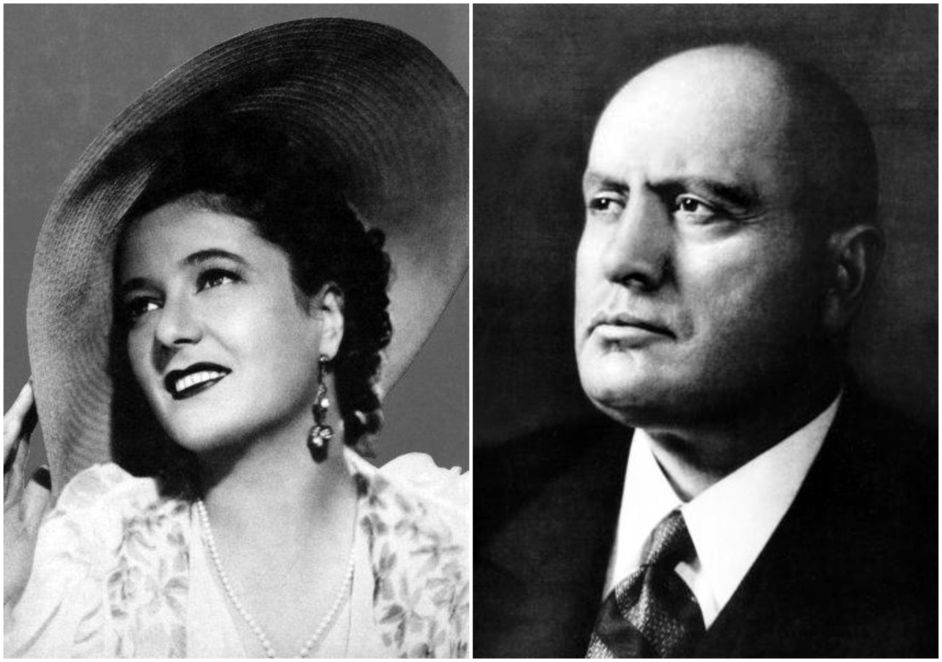 Мусолини умира с любимата си любовница - glas.bg