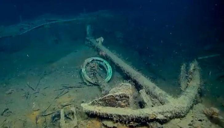 Мълва: Кораб със злато за над 2 млрд. долара лежи на дъното на Черно море