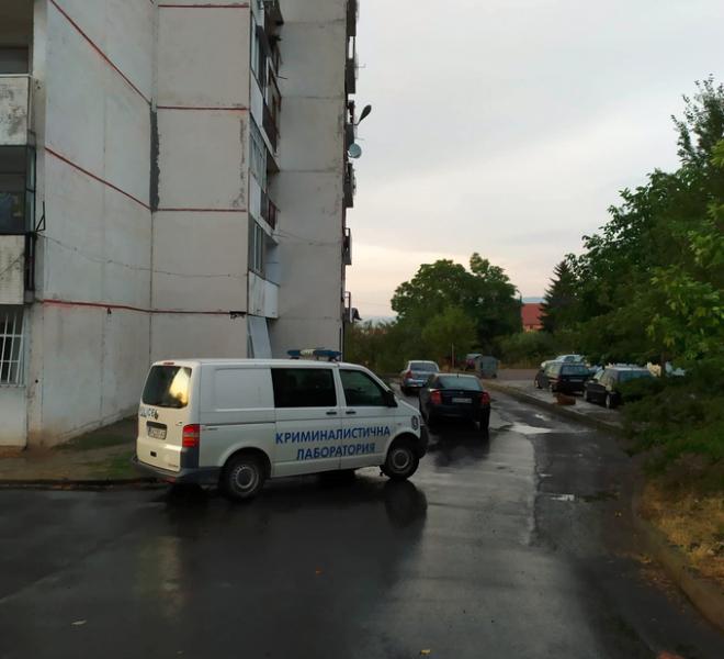 Убийство в Кюстендил! Мъж отряза главата на приятел  СНИМКА