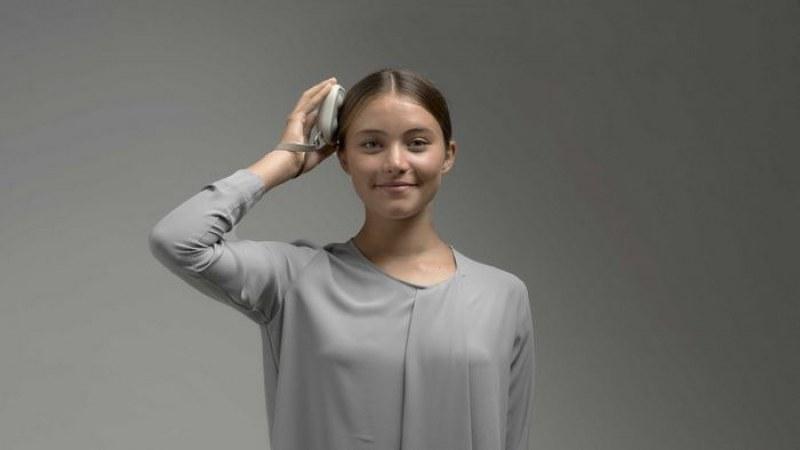 Е-гривна на Panasonic намалява бръчките и увисналата кожа (СНИМКИ)