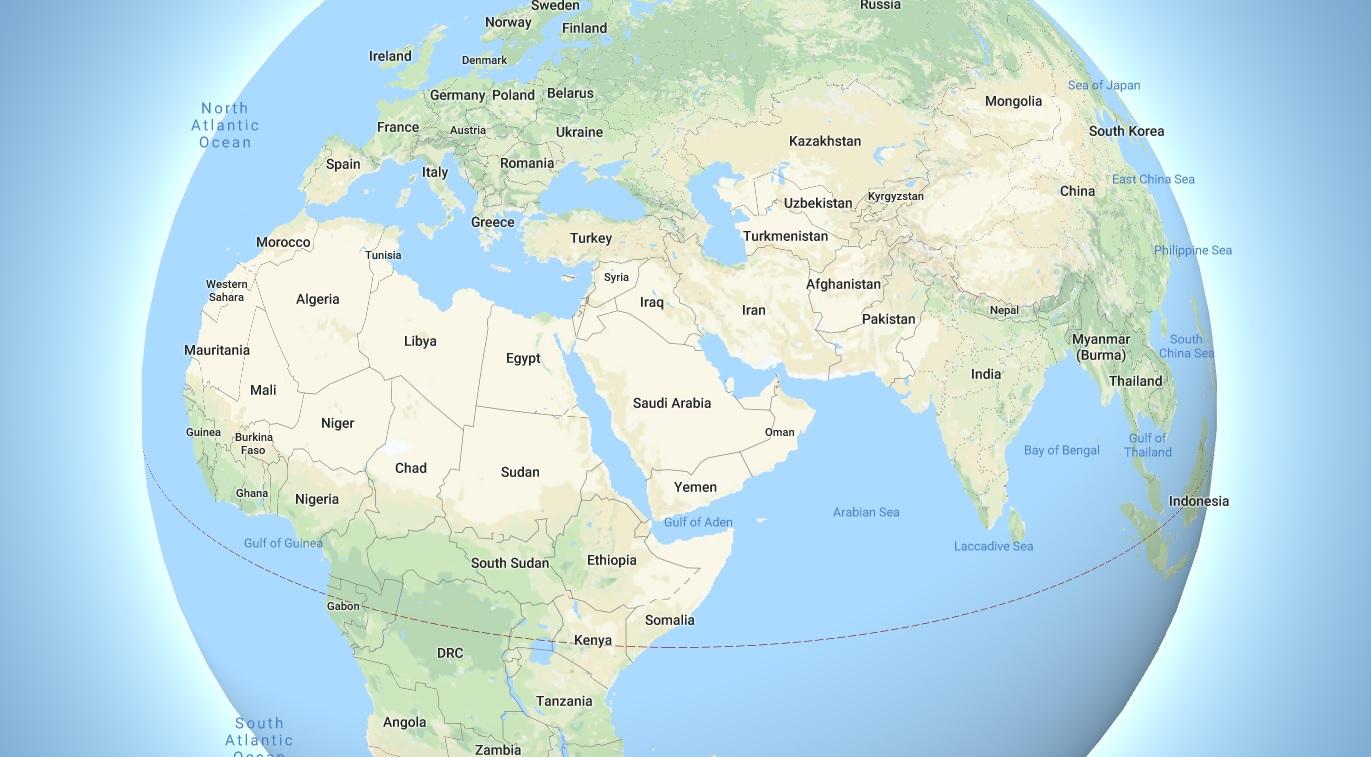 Сляп инженер направи бастун, който навигира чрез картите на Google
