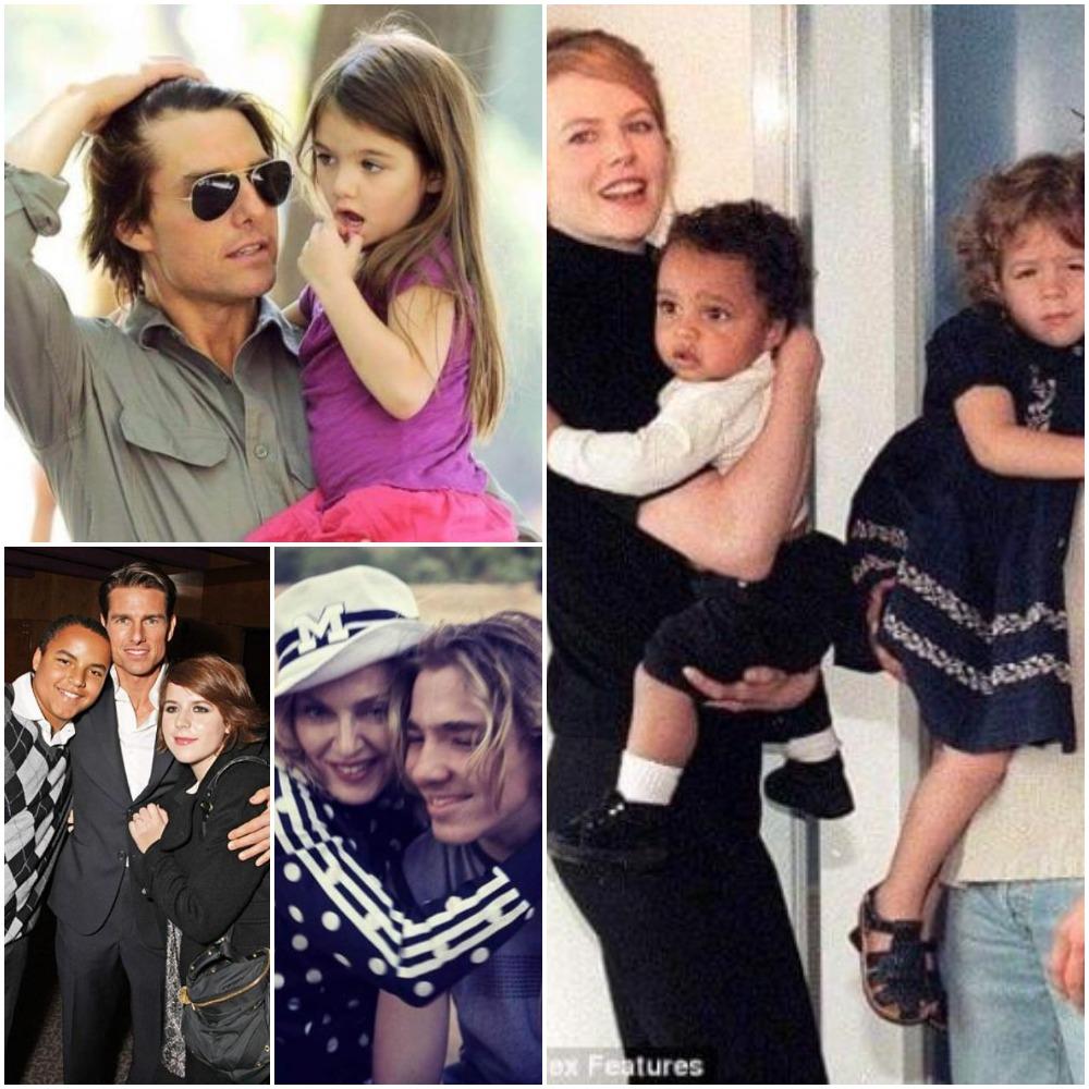 Те са известни и богати, но… не общуват с децата си! Защо? СНИМКИ