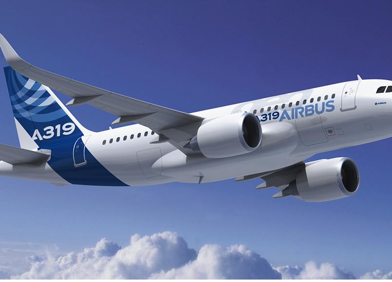 "Самолет ""Airbus"