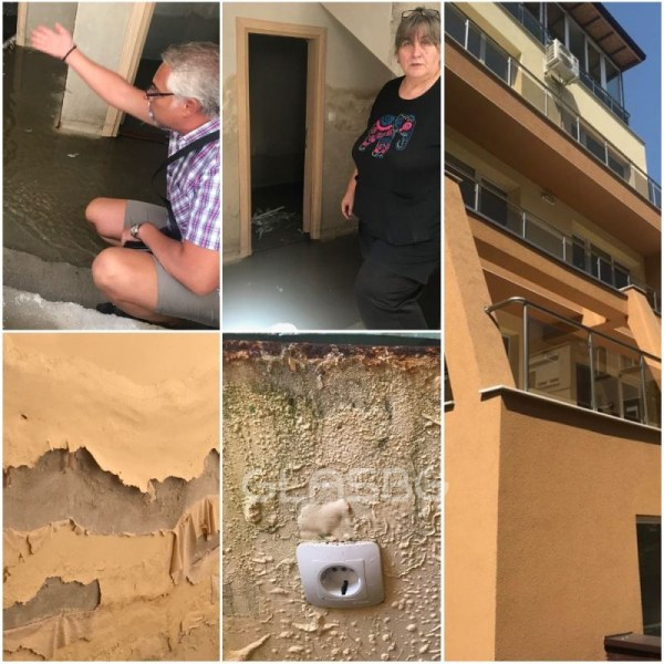 Баш майстора, Част I. Художничка и психолог от Пловдив вече 2 години не могат да влязат в жилищата си! Защо?