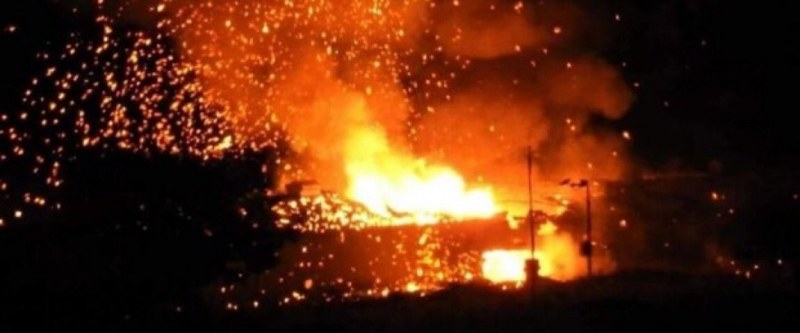 Взривове в Кипър! Горят оръжейни складове, има пострадали