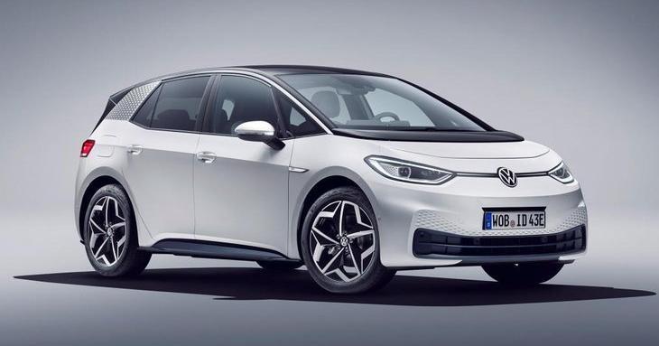 Е-автомобил под €30 000 – ID 3, новата
