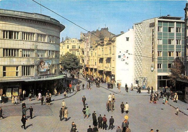 Редки СНИМКИ от Пловдив през последния век! Как се е променил градът?