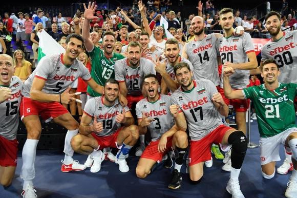 Трудна, но сладка победа! България на 1/8-финал на евроволей