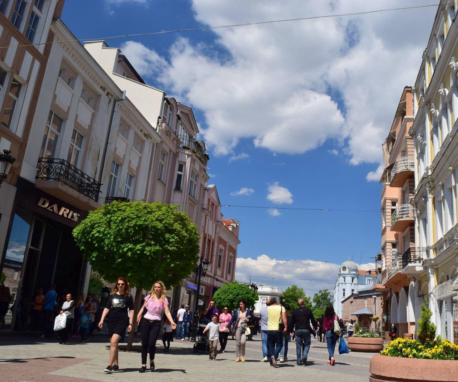 Главната на Пловдив остава най-дългата пешеходна зона в света