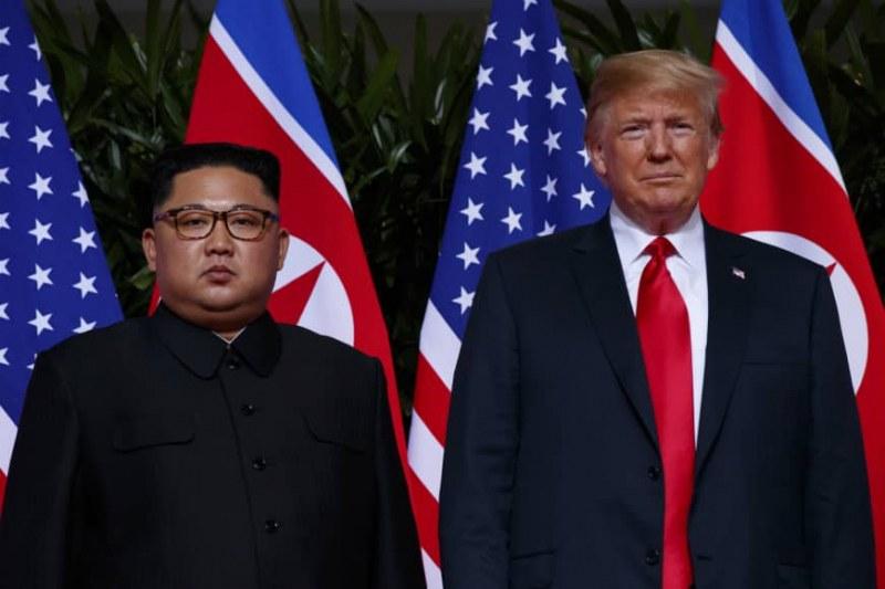 Стъпка напред? Ким Чен-ун покани Тръмп на среща! Затоплят ли се отношенията между САЩ и КНДР?