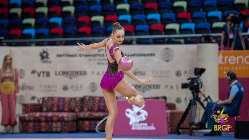 Боряна на два финала в Баку. Финалите са от 18:30, чакаме медали!