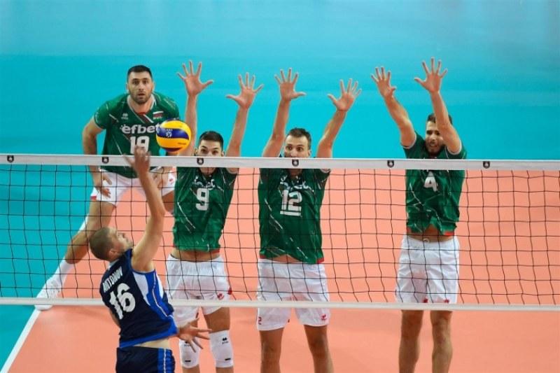 България допусна втора загуба на евроволей, паднахме от Италия с 1:3 гейма
