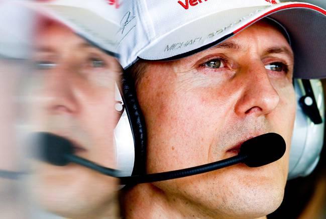 Мрачна прогноза за Шумахер! Шампионът – стабилизиран, но вегетира