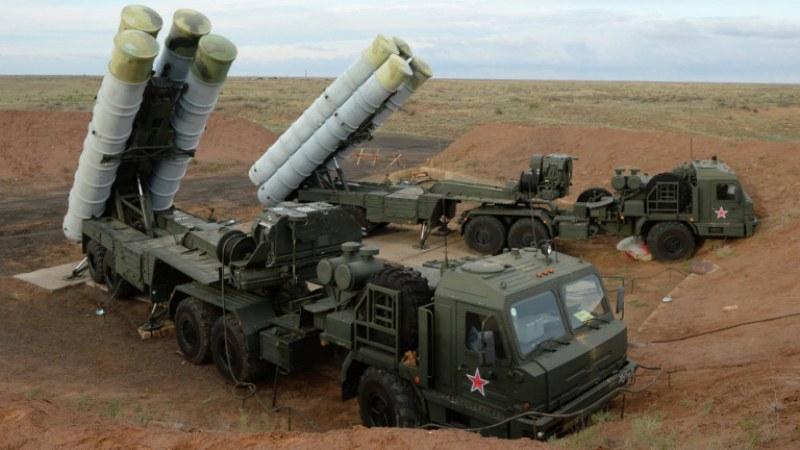 Декември: Руските ракетни комплекси С-400 ще бъдат монтирани в Турция