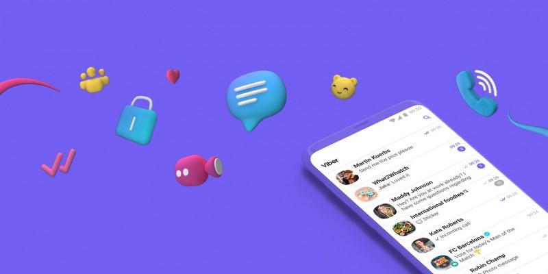 Измисли, добави… стикер. Viber с ново потребителско приложение