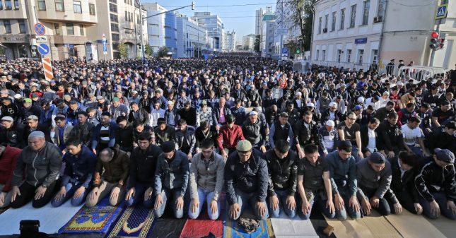 До 15 години 30 % от населението на Русия ще е... мюсюлманско