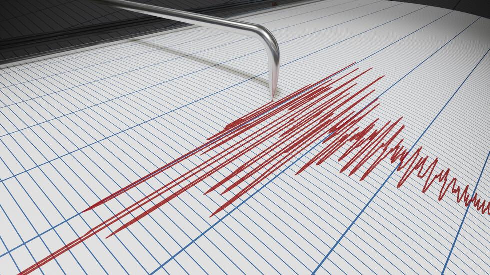 Силно земетресение разлюля Албания!