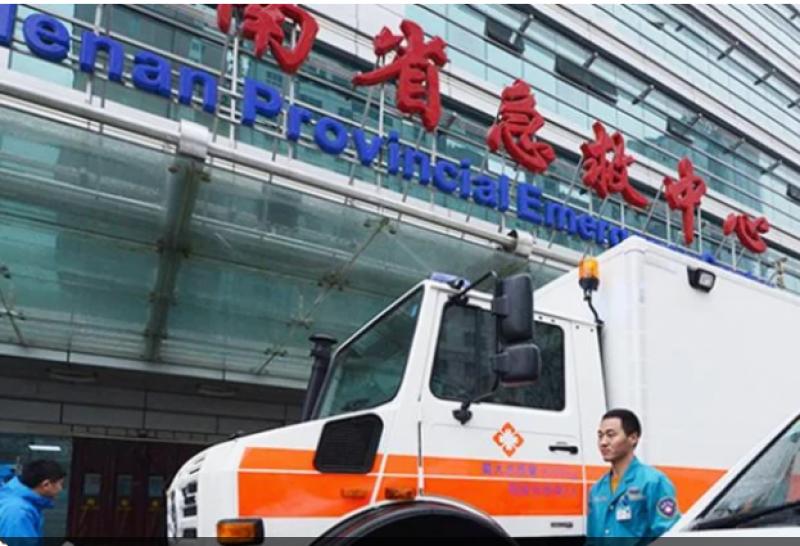 Камион се вряза в тълпа в Китай, уби 10 души