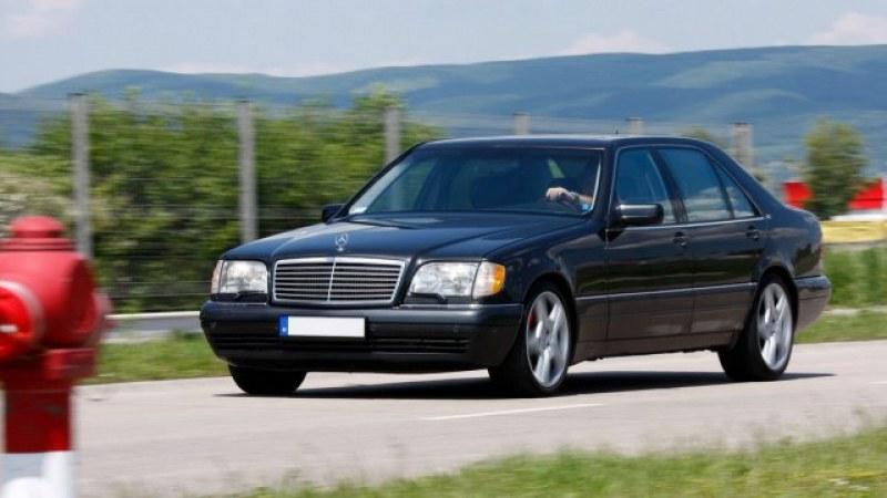 Най-бързият Mercedes W140 в света! 6.0 литров двигател, 858 конски сили...