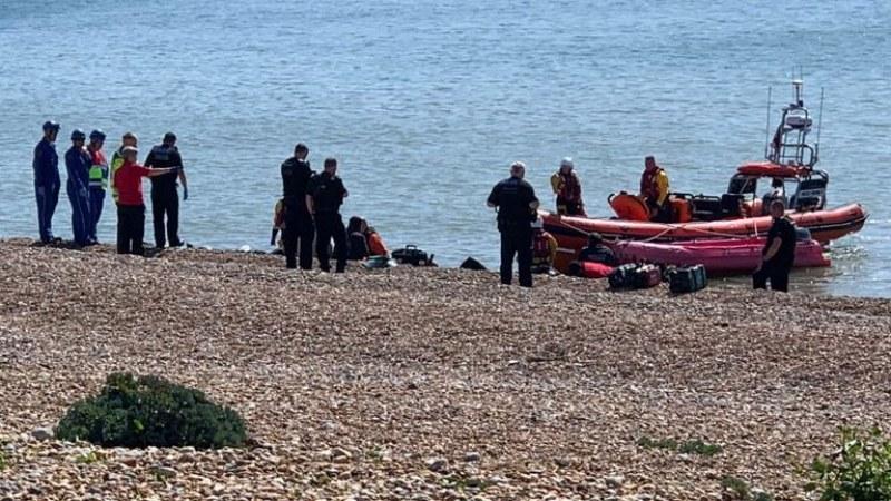Кошмар във водите на Егея! Лодка с мигранти се обърна – загинали, изчезнали