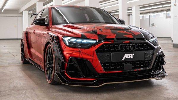 ABT превърна малкото Audi A1 в чудовище