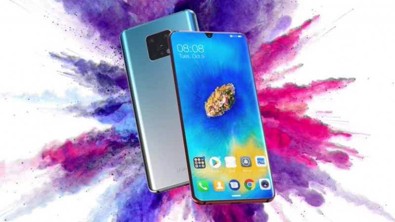 Google секна Android-а на новичките Mate 30 на китайския гигант Huawei