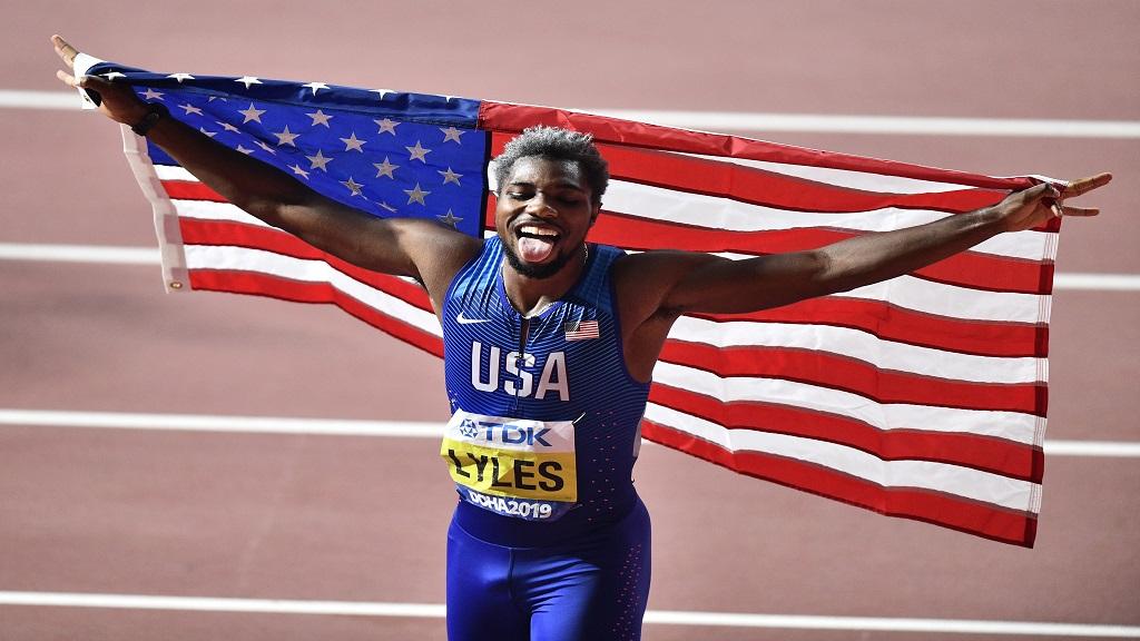 Ноа Лайлс – новият световен шампион на 200 метра от спринта в Доха