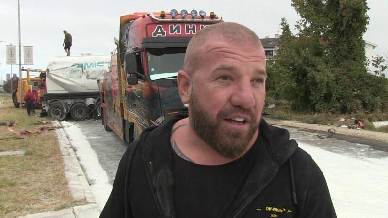 Динко катастрофира с над 100 км/ч, падна от АТВ: Постоянно съм на ръба!