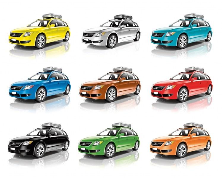 Колко изгодно можем да продадем автомобила си спрямо цвета му?