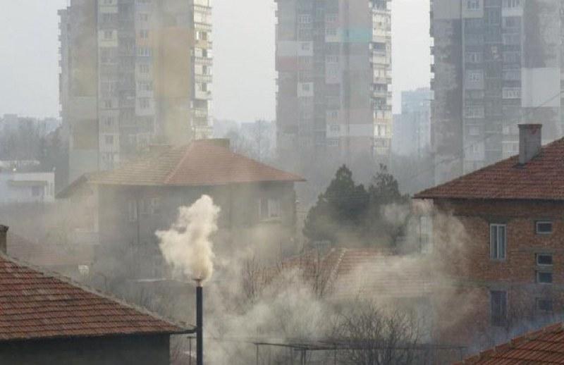 Прахта превзема и Пловдив! Какъв въздух дишат във втория по големина град?
