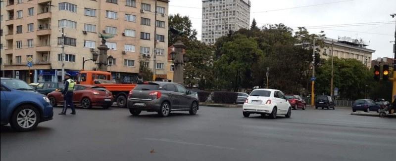 Тапи из София! Светофарът на