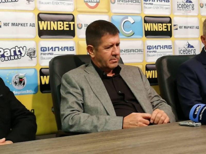 Президентът на Ботев Георги Самуилов поиска масови оставки!