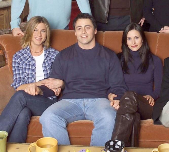 Какво събра Моника, Рейчъл и Джоуи след 25 години?  СНИМКА