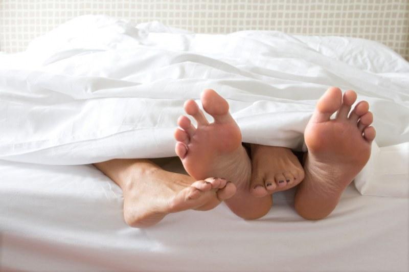 Най-големите страхове на мъжете в леглото