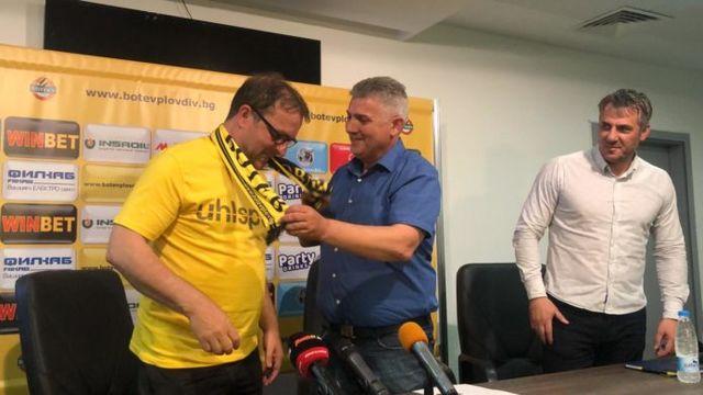 Директор в Ботев бил хвърлил оставка! Желко чака €40 хил., за да си тръгне