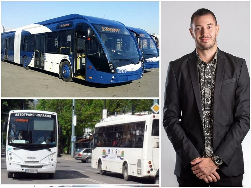 Градският транспорт в Пловдив се държи от двама. Те стават все по-богати, услугата - все по-лоша