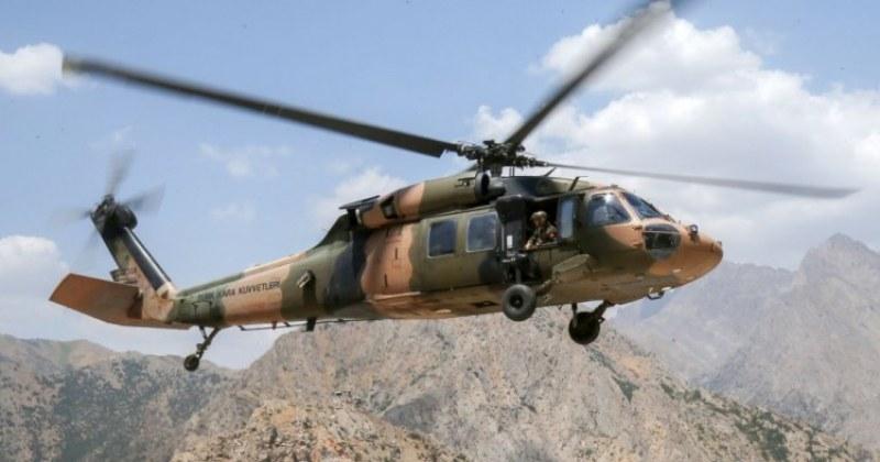 Започва се! Турски въздушни удари срещу бази на ПКК в Северен Ирак