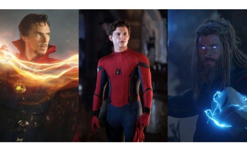 Кои филми на Marvel излизат през 2021?