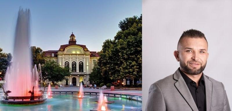 Млад мениджър, влюбен в Пловдив от 17 г., на борба: за равен старт и добро образование за младите