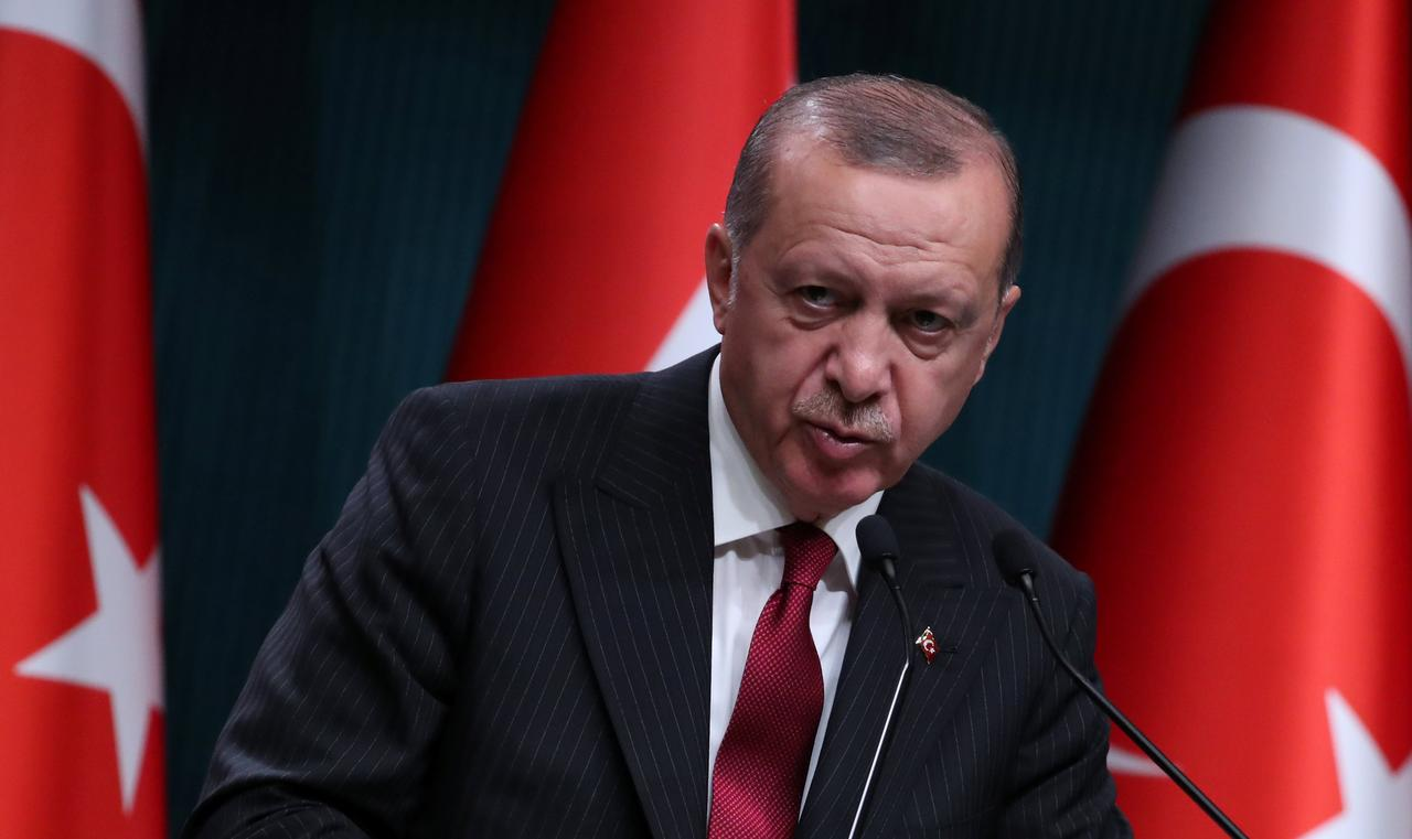 Ердоган нападна кюрдите в Сирия. Операция