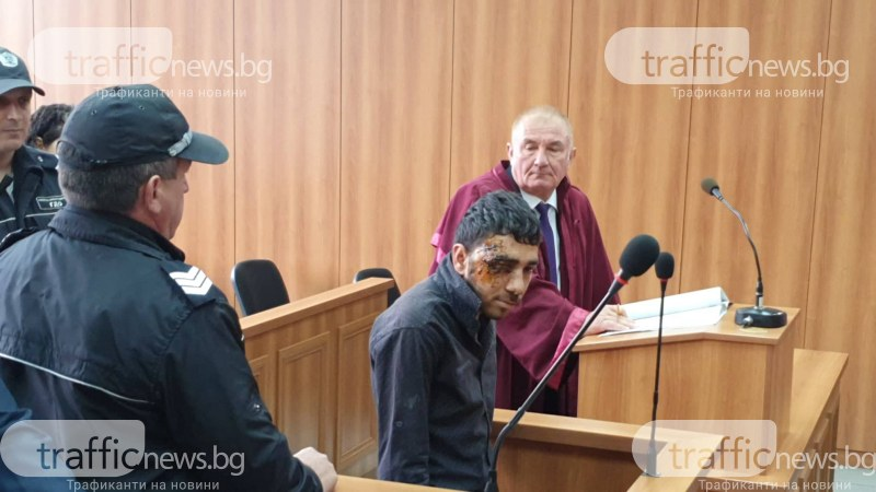 Огнян Дебелаков – шофьорът на колата ковчег от Пловдив, остава в ареста