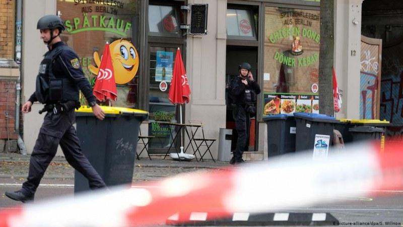 Паника в Германия! Втора стрелба за по-малко от час