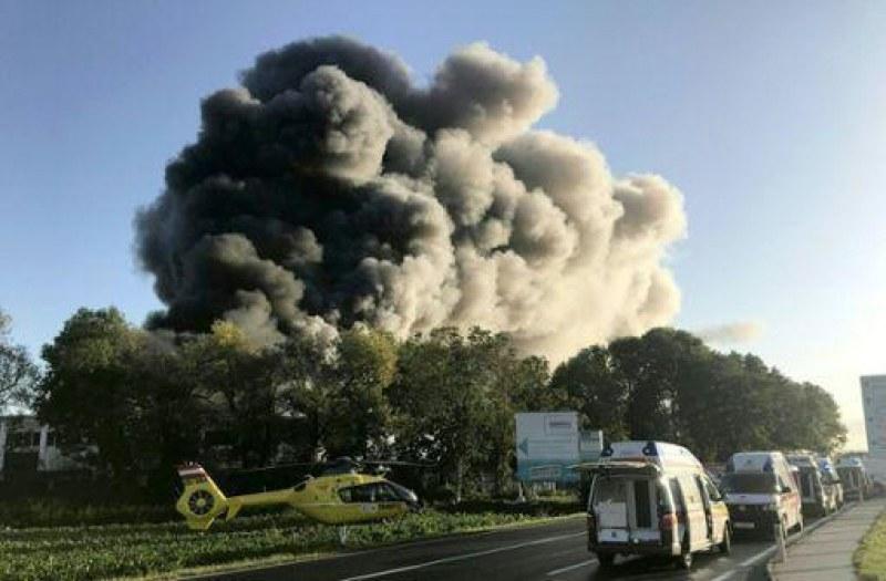 Експлозия до летище в Линц – има ранени! Властите мълчат за причината