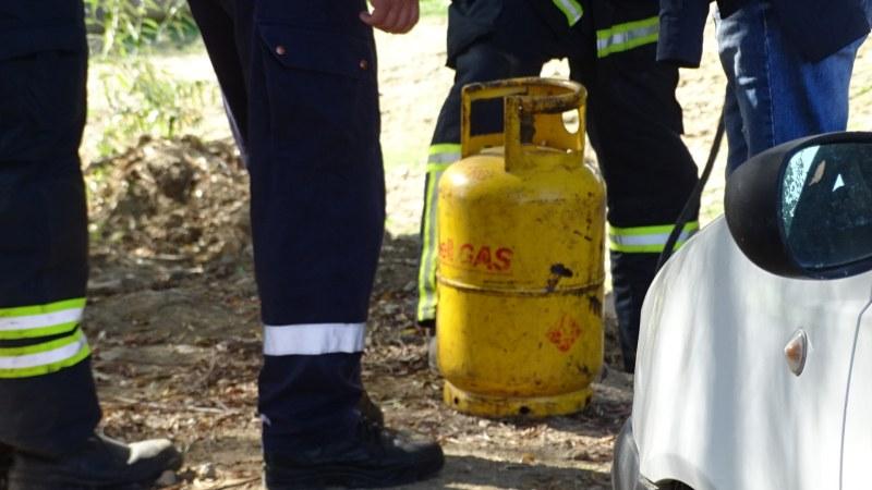 Взрив на газова бутилка на закрито – трима са в много тежко състояние