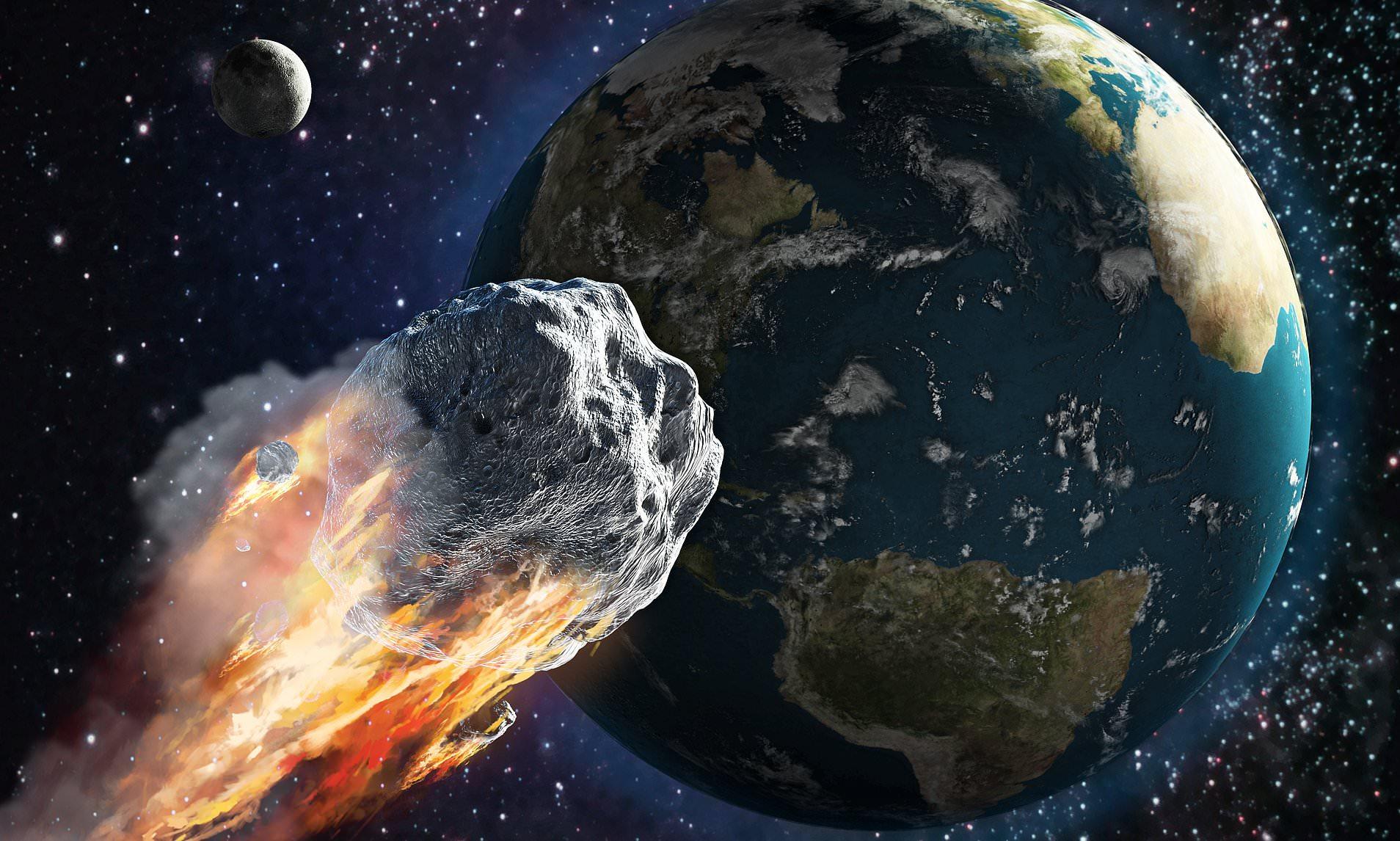 Астероид може да удари планетата ни през 2084 година. Има време!