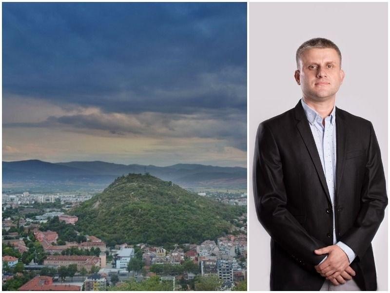 Експерт по екологията в листата на Георги Колев ще работи за по-чист Пловдив