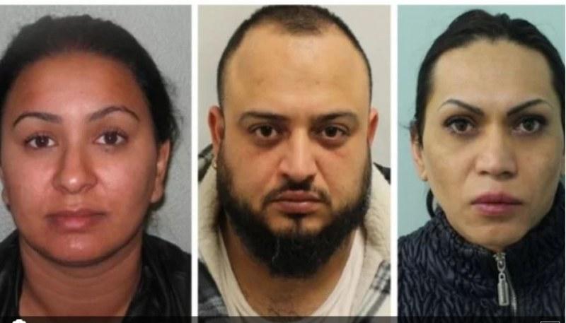 Трима български сводници осъдени на 24 г. затвор в Лондон. Въртели бордеи!