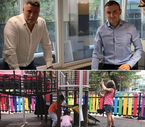 За децата, които нямат нужда от клишета... Георги Колев и Илиян Велков