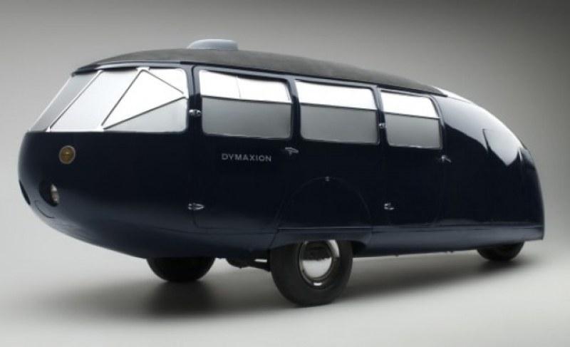 Непознатите изобретения: Автомобилът, който изпревари времето си