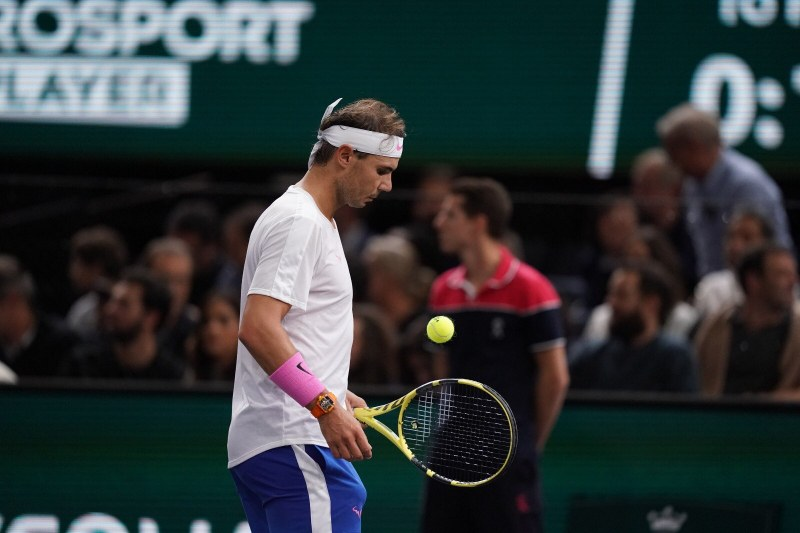 Рафа Надал се отказа! На финал в Париж - Шаповалов срещу Джокович